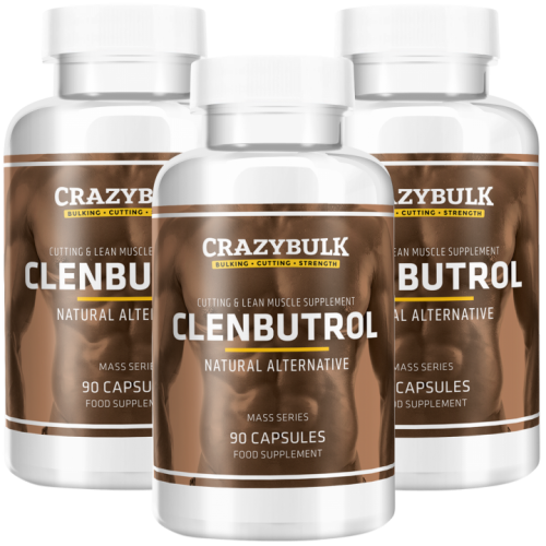 About Crazybulk Clenbutrol Supplement