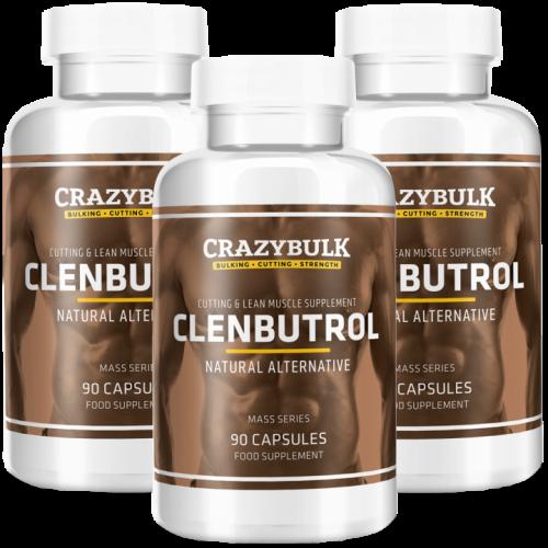 About Crazybulk Clenbutrol Supplement
