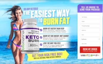 Bionatrol Keto Burn Review