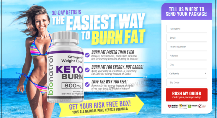 Bionatrol Keto Burn Review