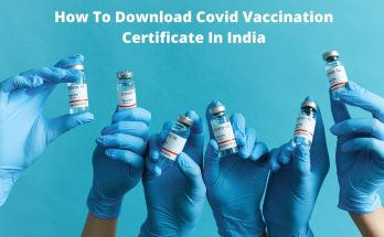 How To Download The Vaccination Certificate In India via aarogya setu and cowin